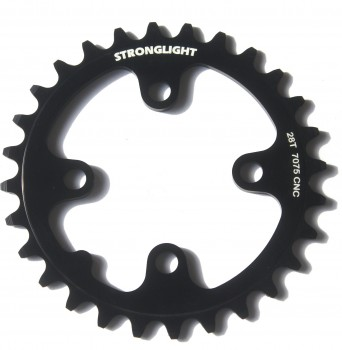 MTB Chainring 7075 Triple become 2x9