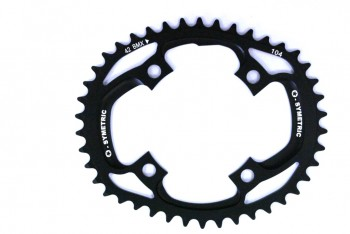 O.Symetric BMX RACE Chainring 104 mm